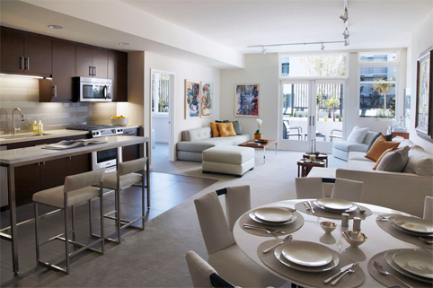 The Avenue: A smartly designed, well-constructed environment for discerning Los Angeles residents