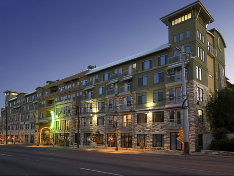 Crescent Austin: Located in the heart of Austin's vibrant South Congress 'SoCo' District