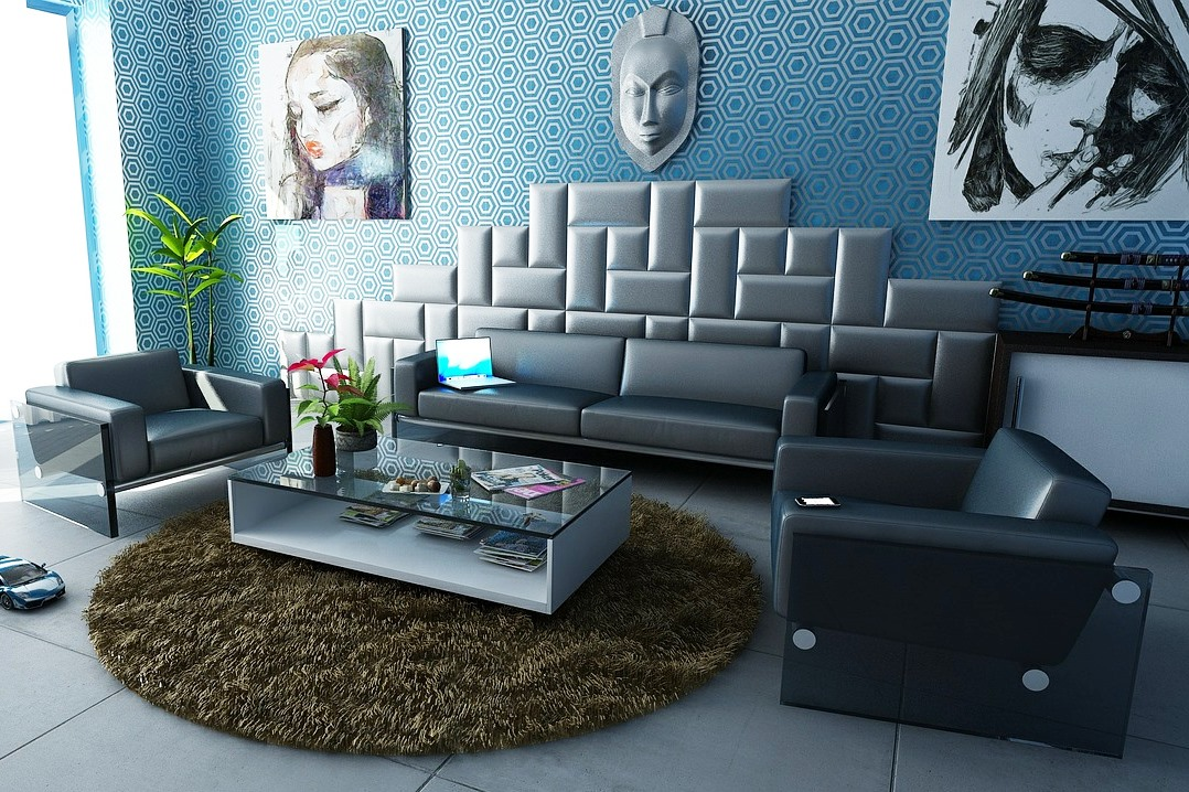 Smart interiors space saving ideas for urban apartment for Space saver living room designs