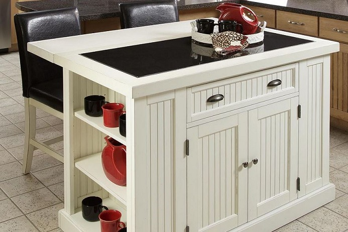 Kitchen Island Kohls smart interiors: space-saving ideas for urban apartment living