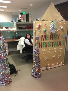 Happy Holidays Lpc S Cubicle Decorating Contest Lincoln