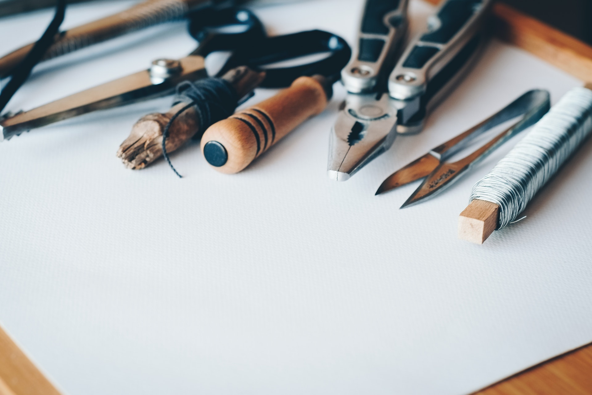 DIY tools with Lincoln