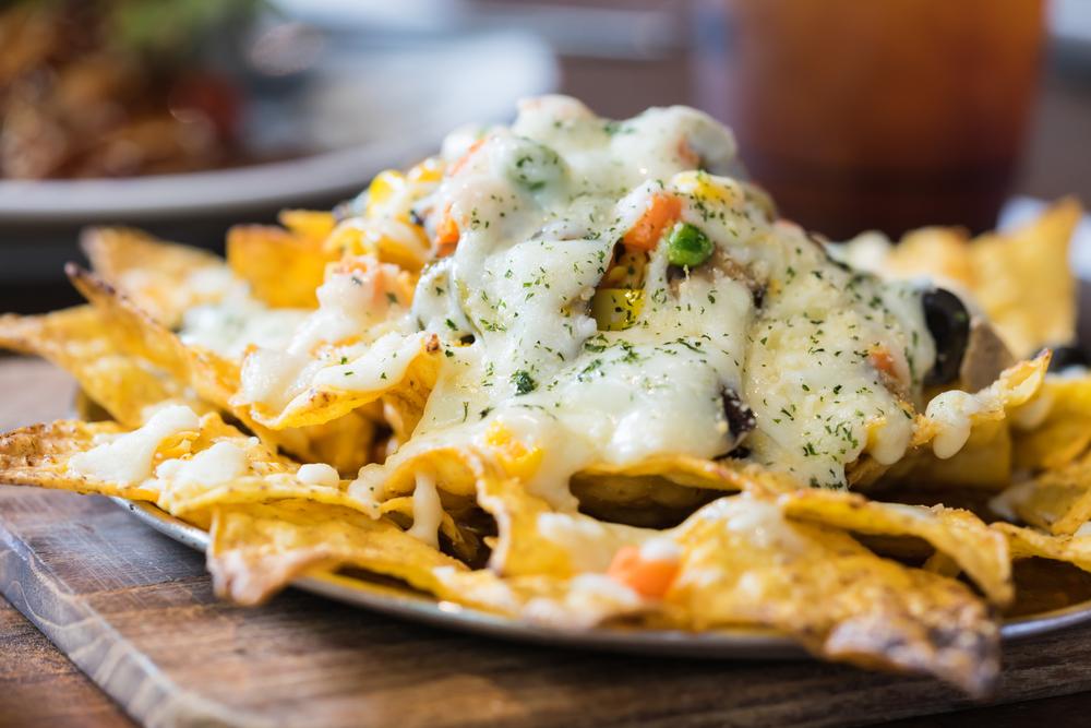 nachos in Scottsdale