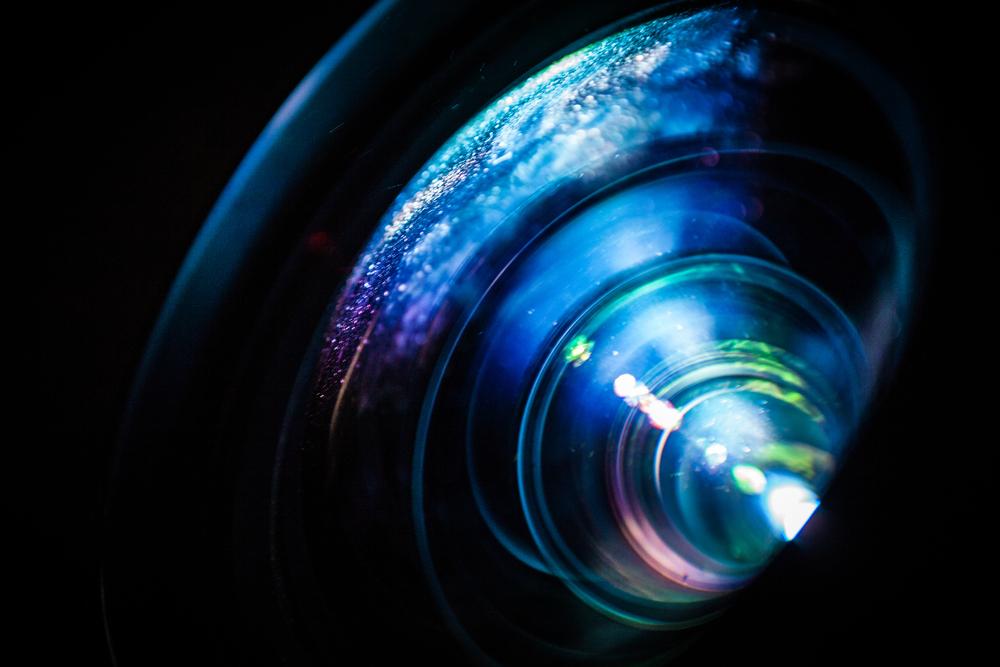 light projector