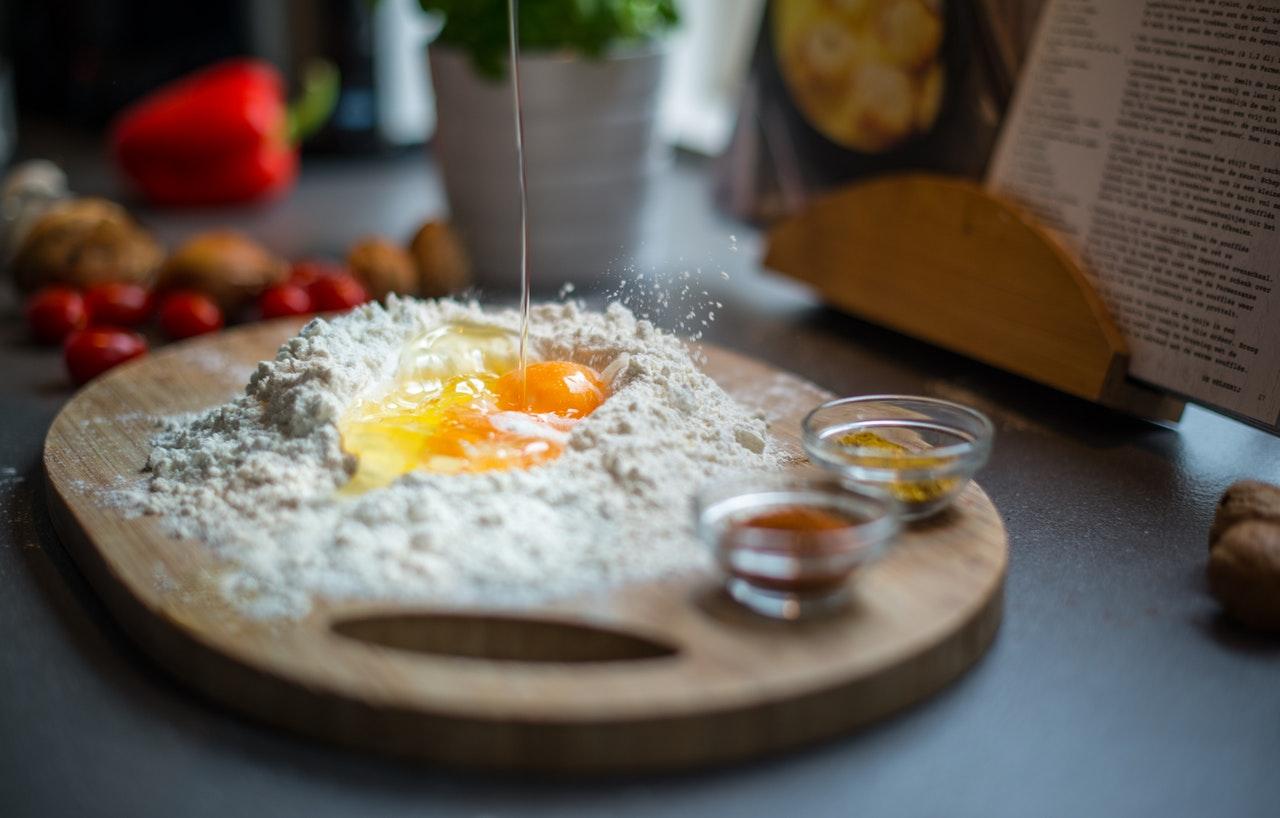 eggs and flour | spring recipes