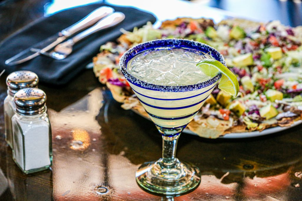 margaritas and nachos | creative summer cocktails